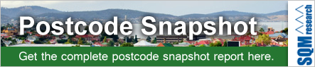 Get the complete Postcode Snapshot report here!